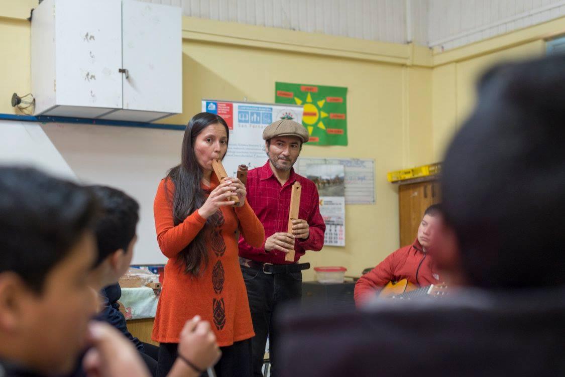 Invitan a docentes de O'Higgins a capacitarse en educación musical gracias a proyecto del Fondo de Fomento al Arte en la Educación