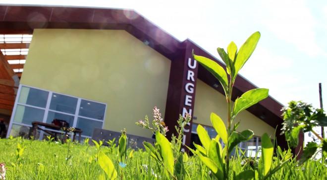 Nuevo Hospital de Chimbarongo está pronto a abrir sus puertas a la comunidad